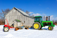 _TDI1970snow tractor Jamesport,NY